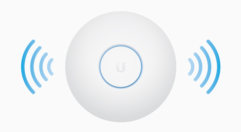 Ubiquiti UniFi wireless access point